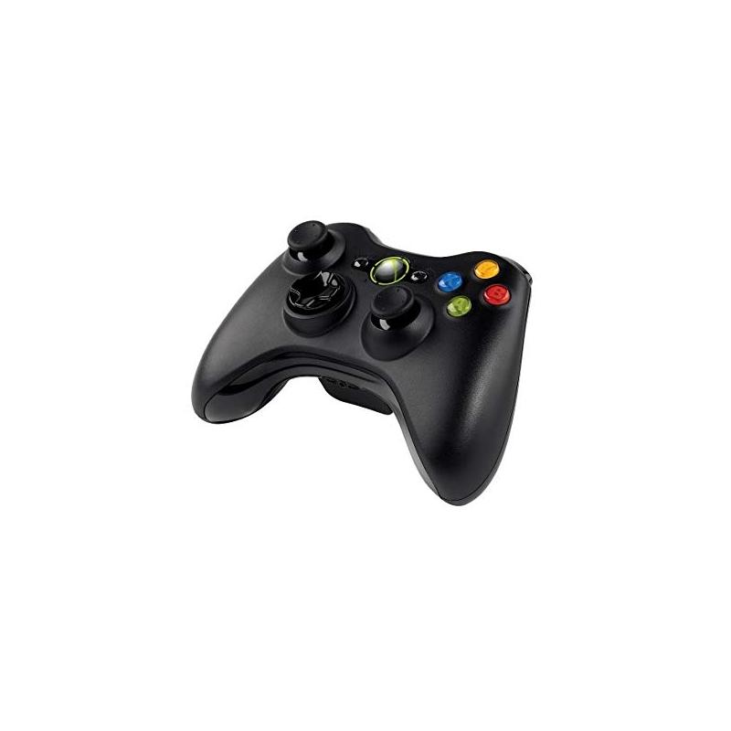 ... Az Xbox 360 Wireless Controller lehetőséget ad a vezetékes headsetek  direkt csatlakoztatására is 37467dc324